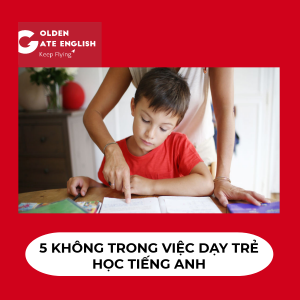 day tre hoc tieng anh