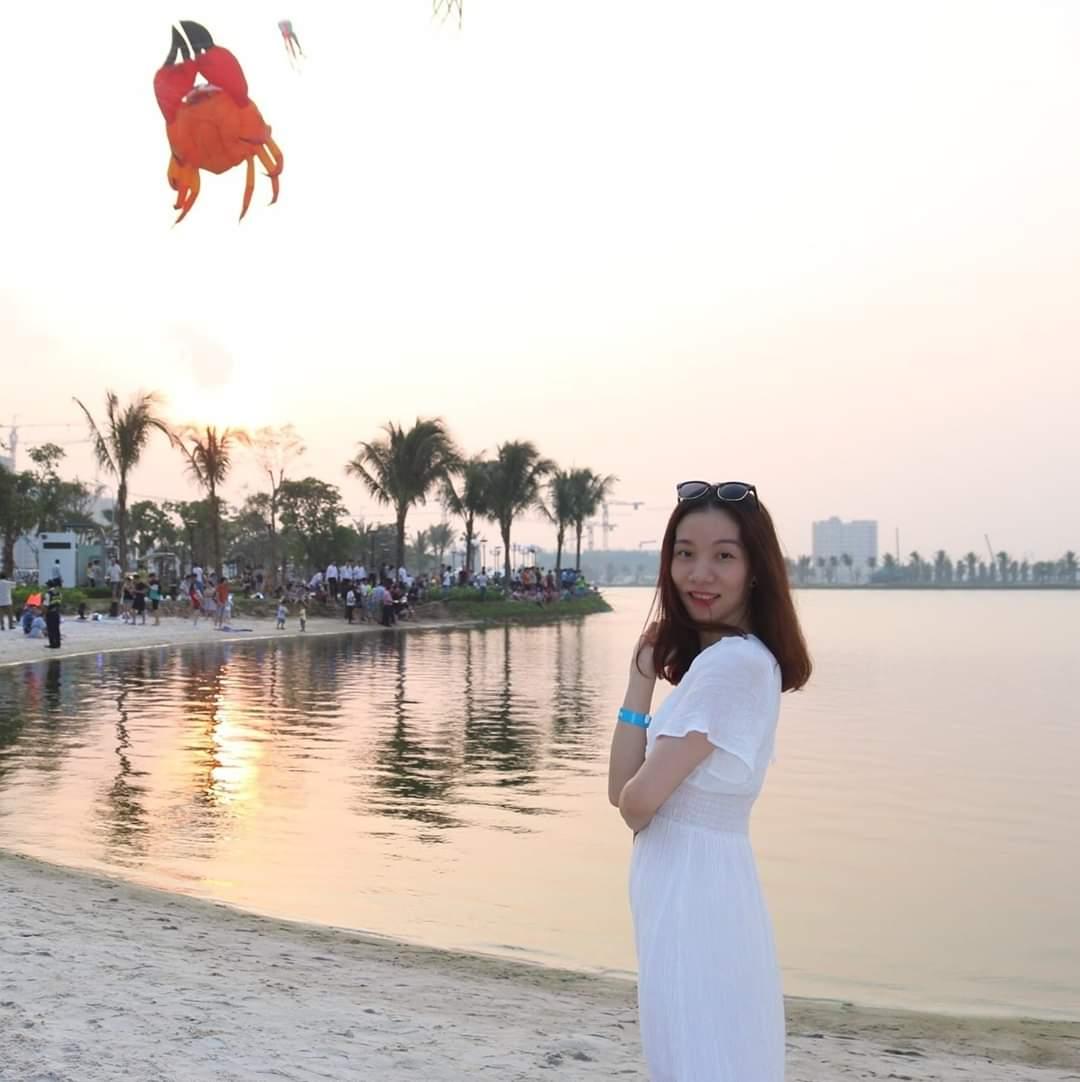 Chị Nguyễn Thanh Mai