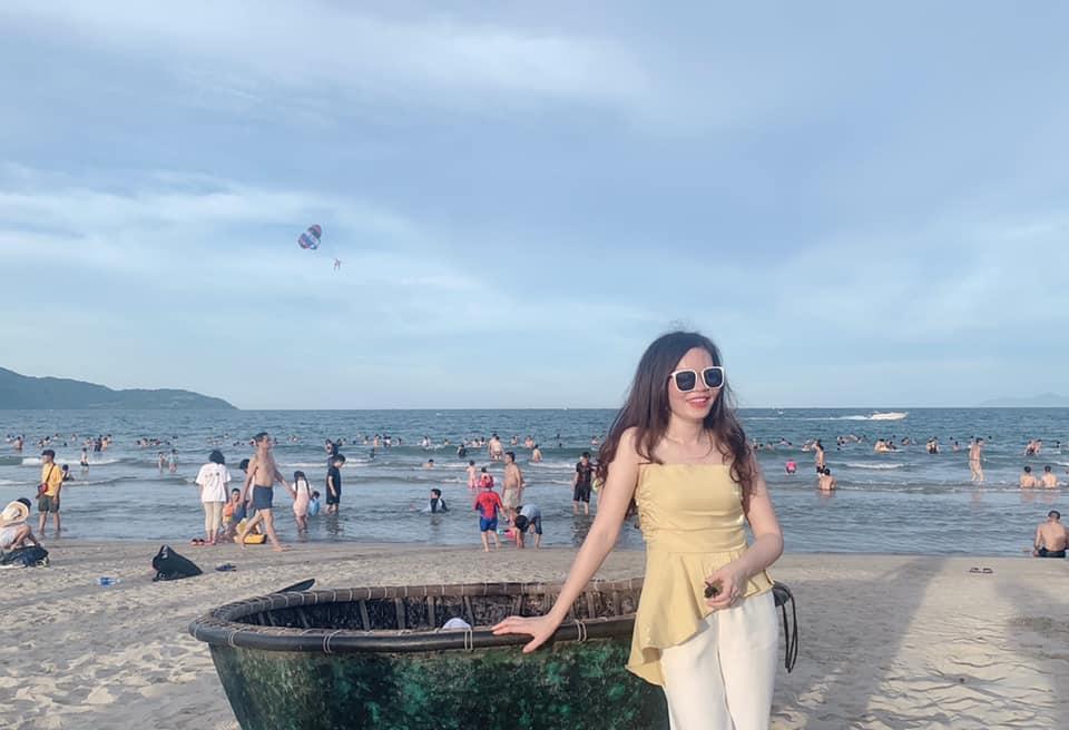 Chị Nguyễn Thu Hằng