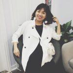 Chị Trần Thu Hương – Trưởng phòng hành chính nhân sự - Quĩ đầu tư phát triển hạ tầng Nhật Bản