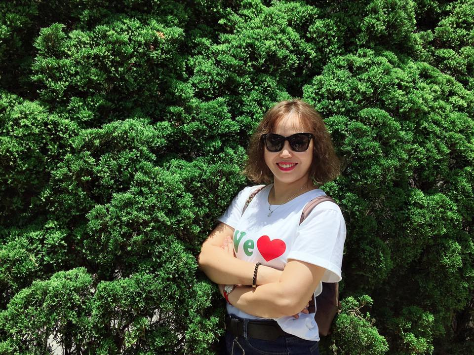 Chị Phạm Vân Anh